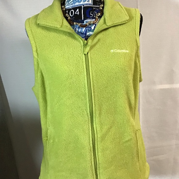 Columbia Jackets & Blazers - Ladies Columbia Fleece Vest